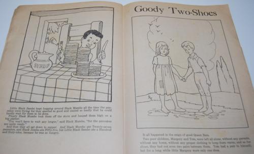 Gingerbread boy paint book 10