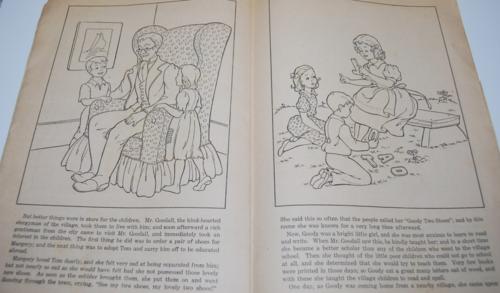 Gingerbread boy paint book 11