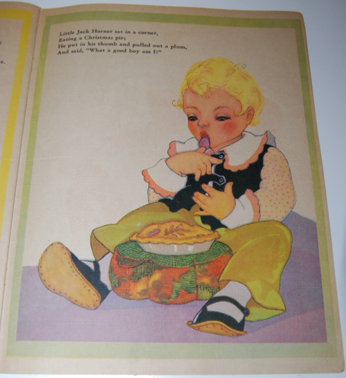 Picture & rhyme book 5