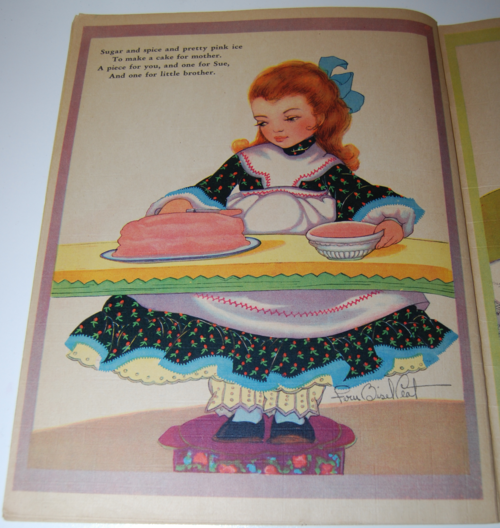 Picture & rhyme book 8