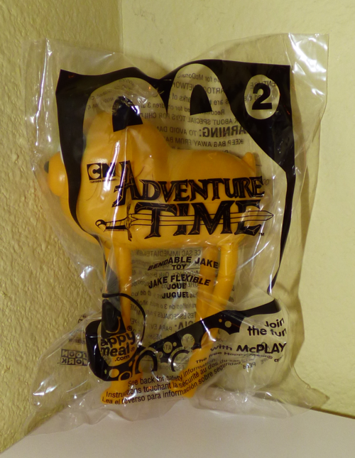 Mcdonalds adventure time happy meal toy 2