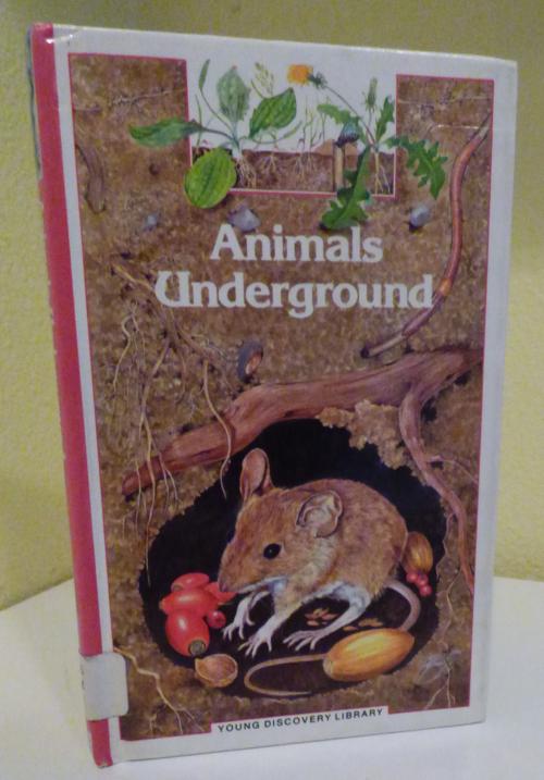 Animals underground 1985