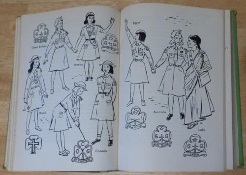 Girl scout handbook 1956 3