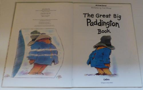 The great big paddington book 1