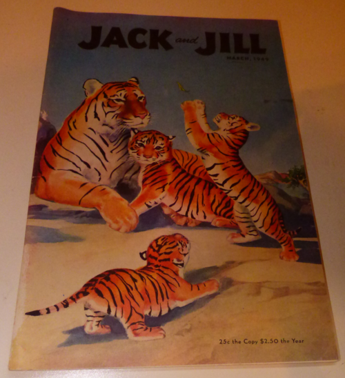 Jack & jill march 1949