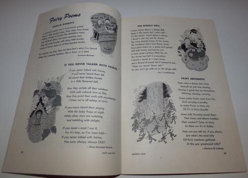 Jack & jill march 1949 4