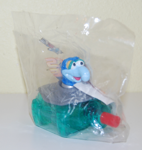 Gonzo muppets from space wendy's toy 1