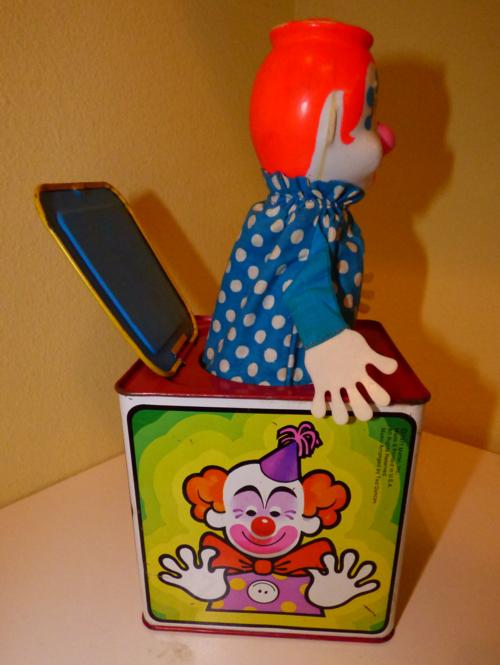 Mattel tin jack in the box 6