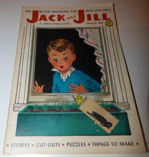 Jack & jill march 1958