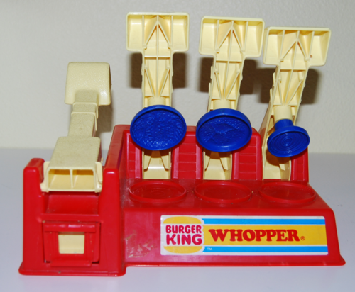 Playdoh bk whopper maker