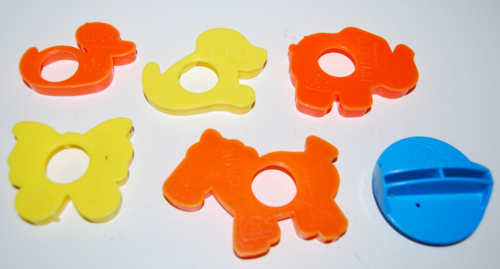 Playdoh shape cutter
