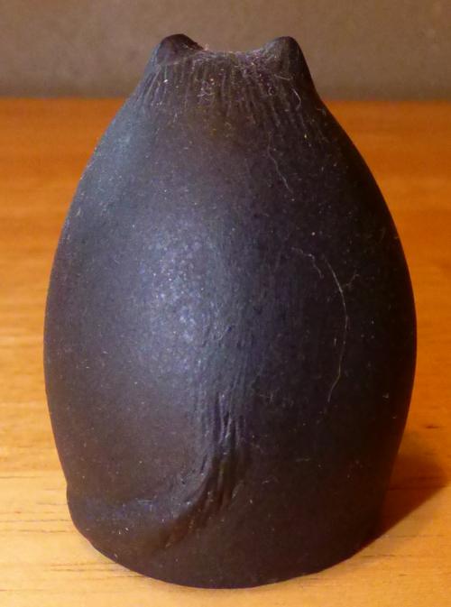Black egg kitty x