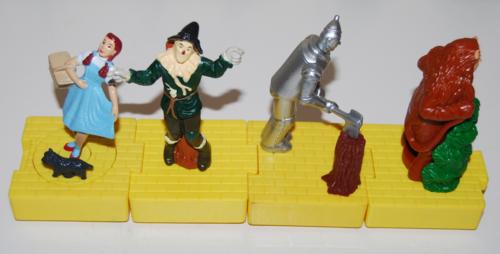 Wizard of oz rolling prizes x