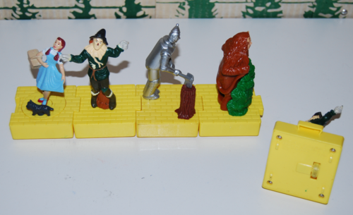 Wizard of oz rolling prizes