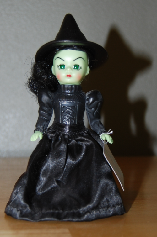 Madame alexander wicked witch