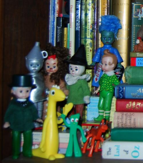 Madame alexander oz toys