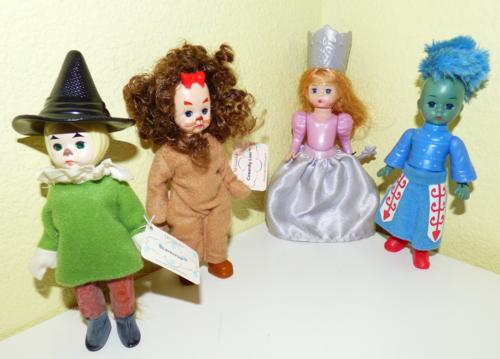 Madame alexander oz toy dolls