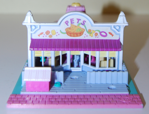 Polly pocket toy 12