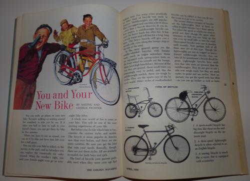 Golden magazine april 1966 6