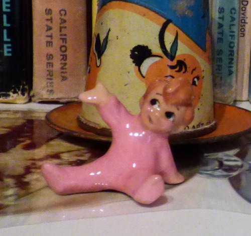 Tiny vintage ceramics 4