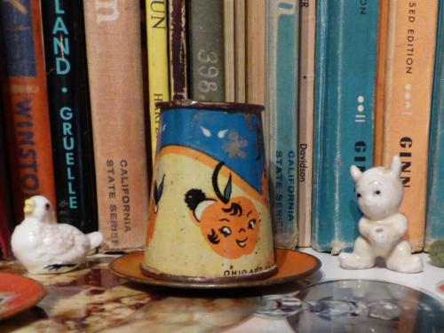 Tiny vintage ceramics 6