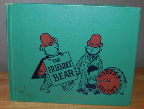 The friendly bear