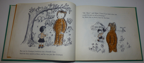 The friendly bear book 3