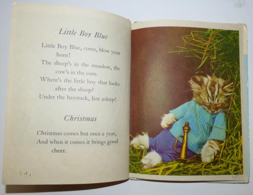 The little kittens nursery rhymes 7