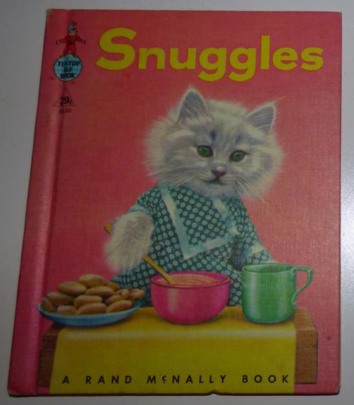Snuggles rand mcnally
