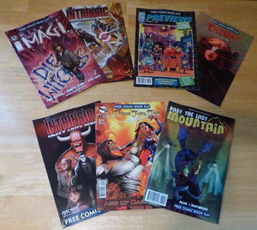 Free comic book day 2014 3