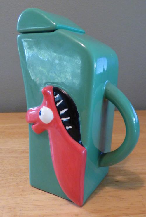 Gumby & pokey teapot 2