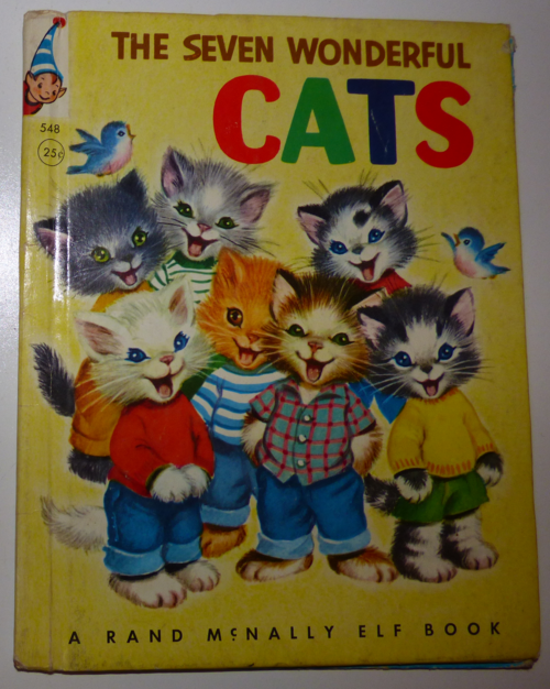 The 7 wonderful cats