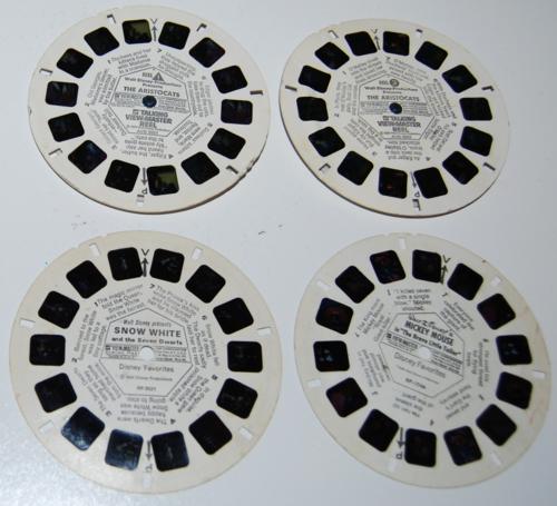 Vintage viewmaster reels 2