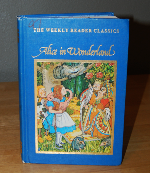 Alice in wonderland weekly reader classics