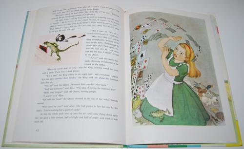 Alice in wonderland 1955 7