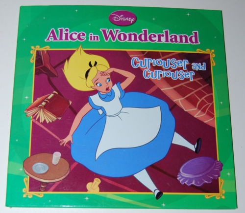Alice in wonderland disney 2009 x