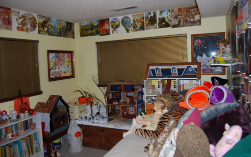 The toy room updated 2
