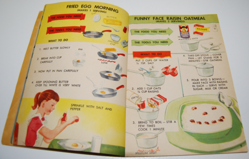 Mary alden's cookbook for children 5