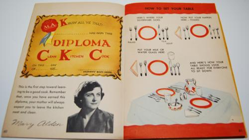 Mary alden's cookbook for children 13