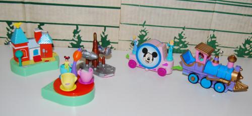 Disneyland parade toys