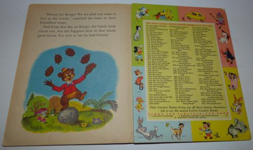 Bongo mickey mouse club book 2