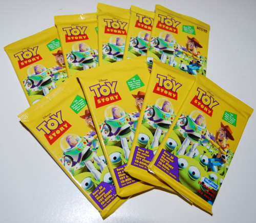 Toy story skybox trading cards 4