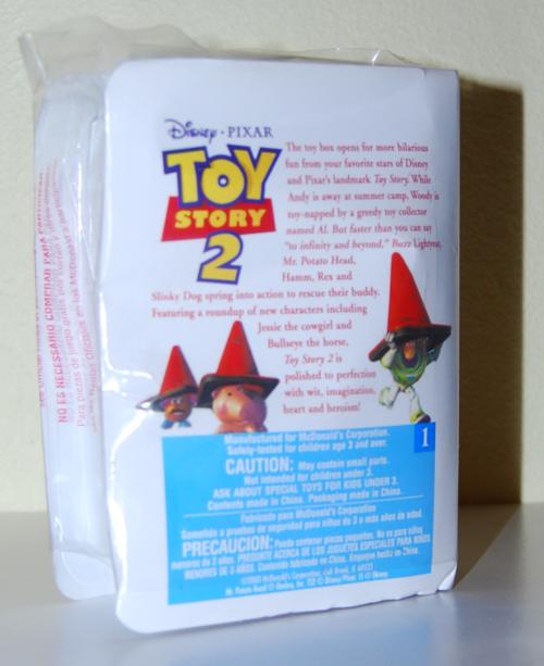 Toy story toys mcd 2