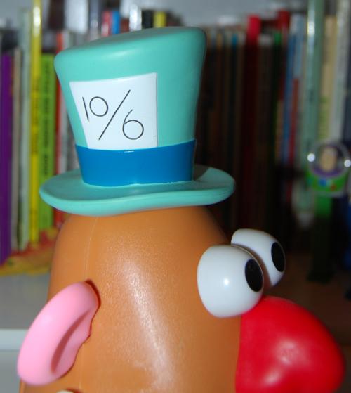Toy story mr potatohead toy 5