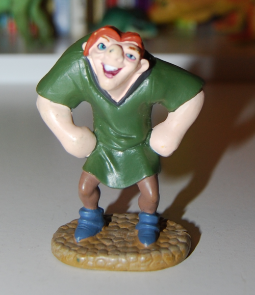 Disney hunchback of notre dame toy