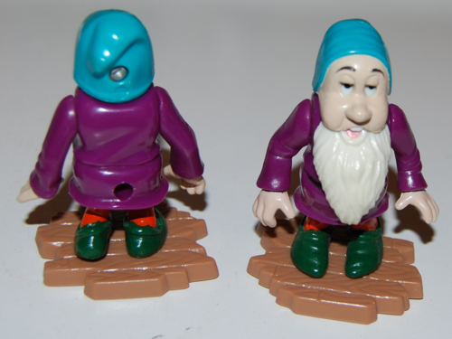 Disney 7 dwarfs toy