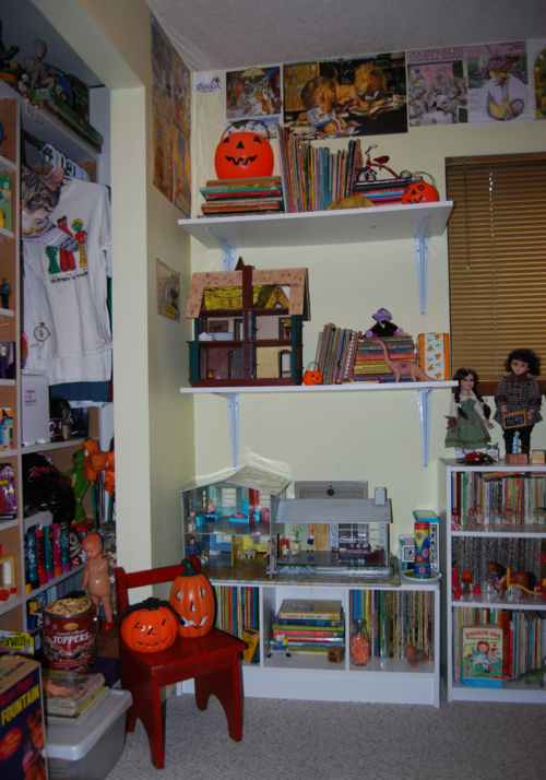 Toy room update 2