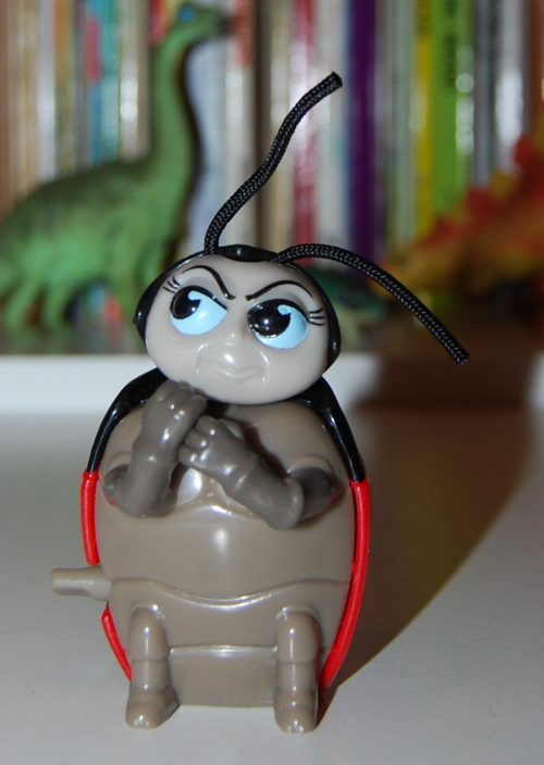 Disney a bug's life toy mcd 7