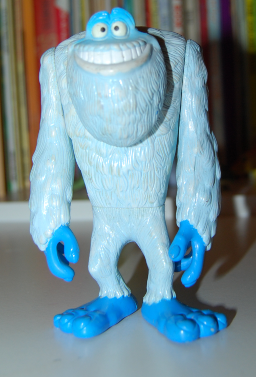 Monsters inc toys 4