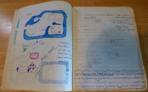 Cat's game journal 5
